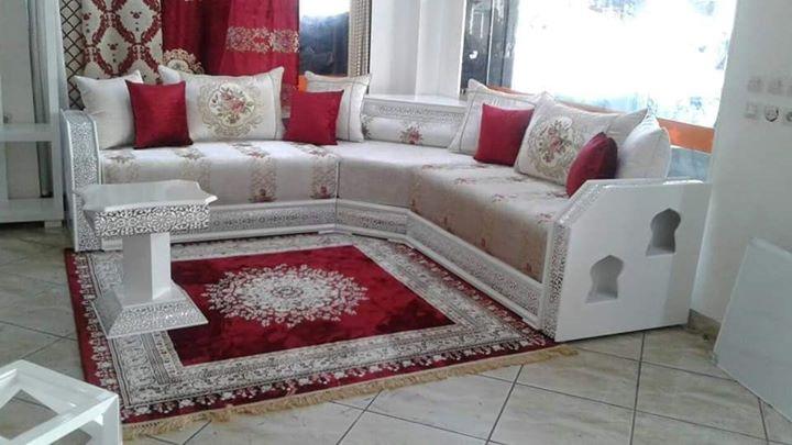 albums Décorations du salon luxe marocain 2919 ...