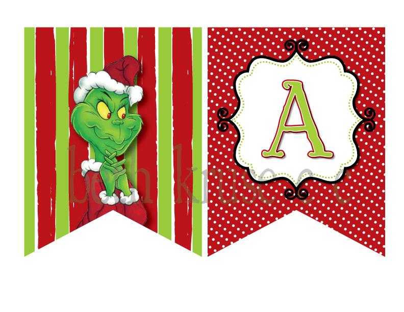 Beth Kruse Custom Creations: Merry Grinchmas
