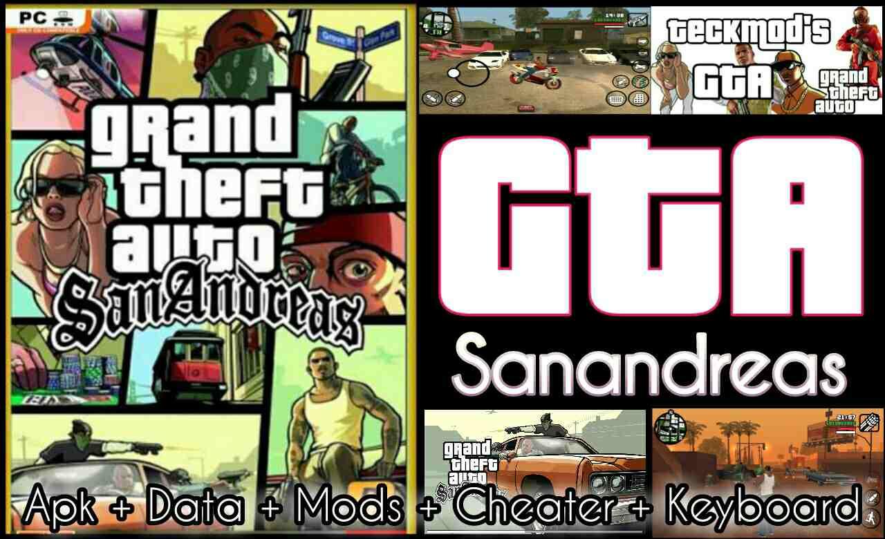 Gta san andreas cheat for android apk | GTA San Andreas Apk Download