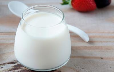 Sữa chua là thực phẩm tốt cho bệnh viêm xoang
