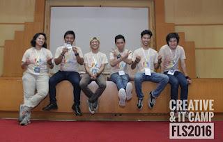 Creative & IT Camp FLS 2016