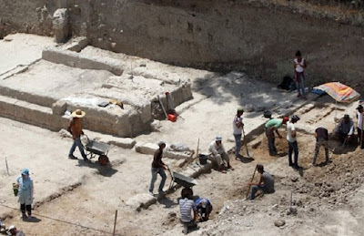 Roman-era burial site unearthed in Sidon