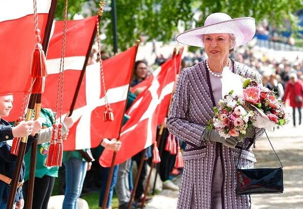 Queen Margrethe will host a dinner at Christian VII Palace on the occasion of Princess Benedikte's 75th birthday