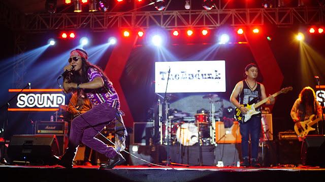 TheBadunk Soundsations Manado 2018