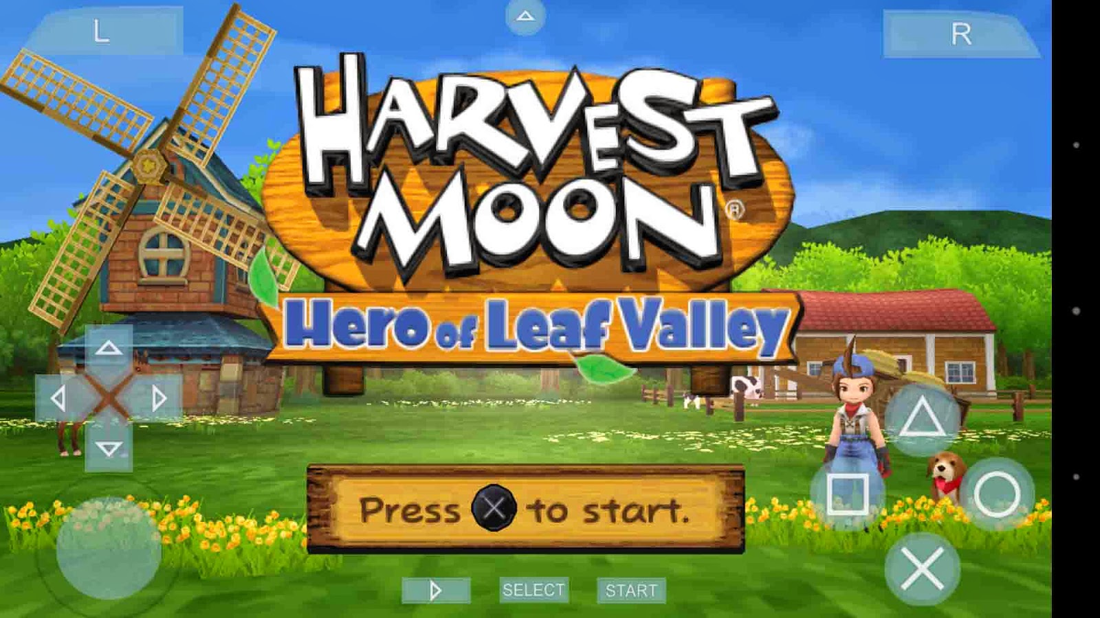Free Download Harvest Moon Back To Nature Bahasa Indonesia Psx Iso