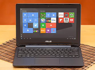 Asus Vivo Book Flip TP 200SA - Notebook with 360 Derajat Rotating Touch Screen