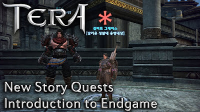 Complete Beginners Guide to TERA Gameplay