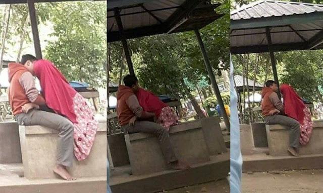 Foto-Foto betapa Miris dan sangat Parahnya Gaya Pacaran Anak Jaman Sekarang