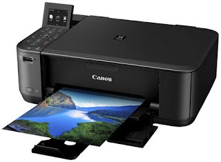 is a multifunction color printer inkjet Canon MG4250 Driver Printer Download