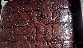 Σοκολατόπιτα τούμπανο…