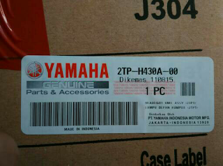 Jual Reflektor Headlamp Yamaha New Vixion Wilayah Tegal Dan Sekitarnya