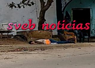 "Ejecutan a ""El Chuky"" en Agua Dulce Veracruz este Lunes"