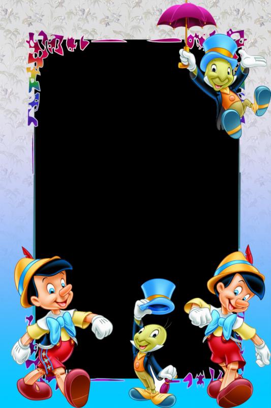 Marcos Para Fotos Gratis De Personajes Infantiles Disney, Encuentra A  Buscando A Nemo, Pinocho, Lilo Y Stitch, Y Diviertete Haciendo Un Lindo  Fotomontaje ...