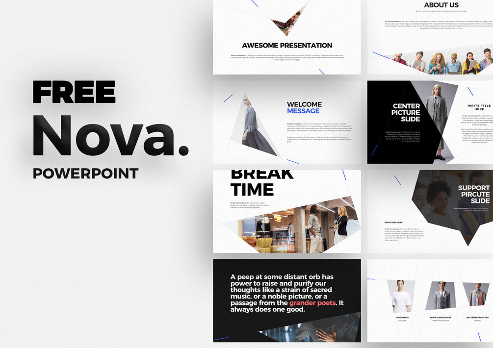 Download nova powerpoint template free free design data download nova powerpoint template free toneelgroepblik Images