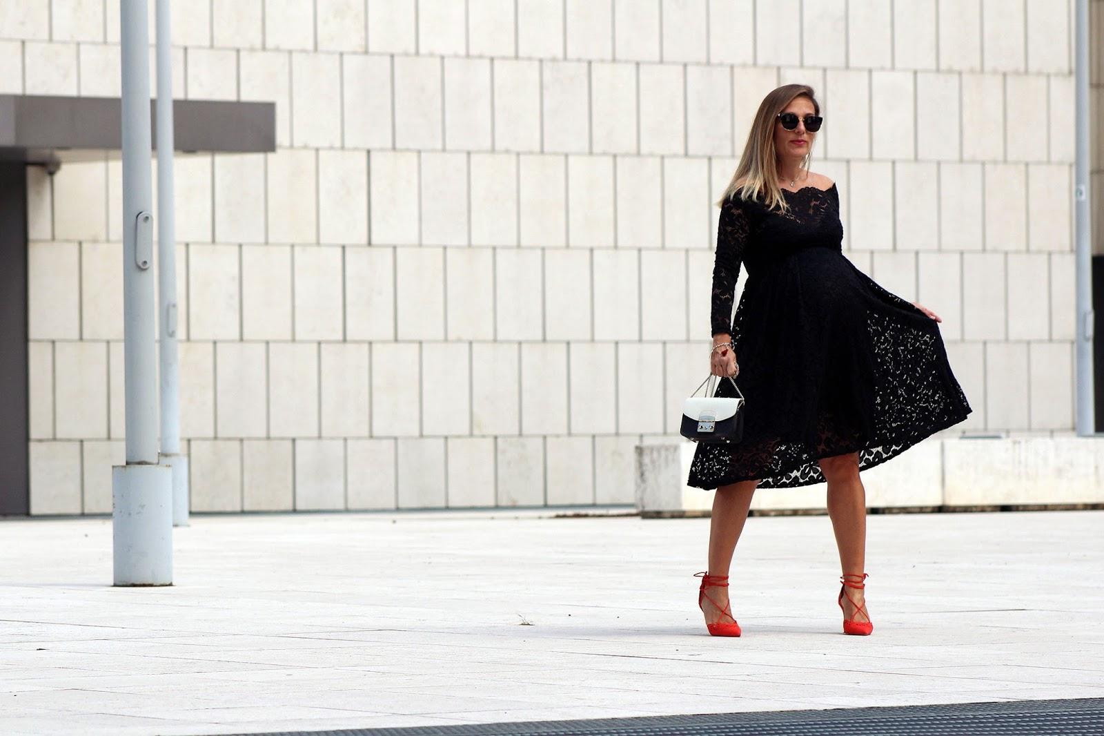 Un abito nero è sempre la scelta giusta - Eniwhere Fashion