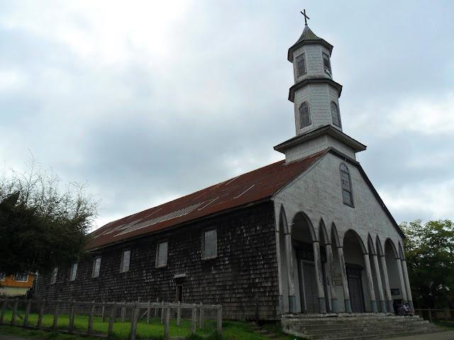 Explorar as ilhas e visitar as igrejas UNESCO de Chiloé   Chile