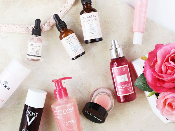 Skincare Line Up: PINK