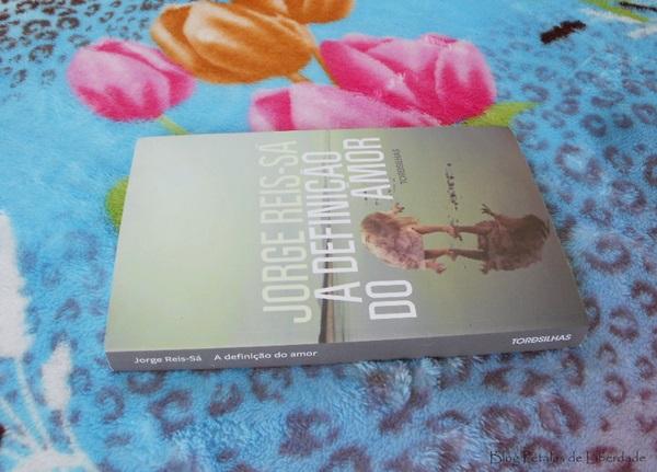 Resenha, livro, A definição do amor, Jorge Reis-Sá, Editora Tordesilhas