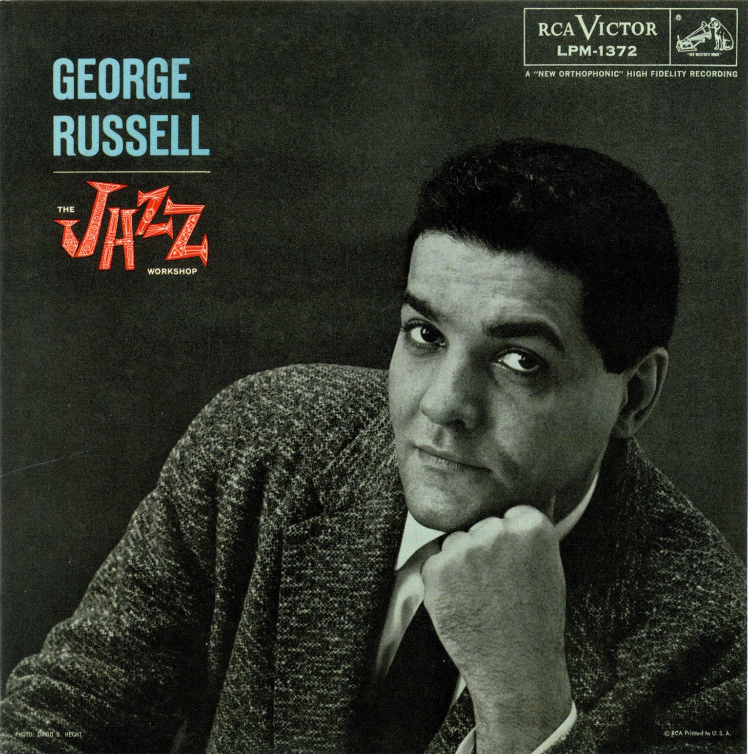 George Russell Sextet Guest Artist Don Cherry At Beethoven Hall Part One