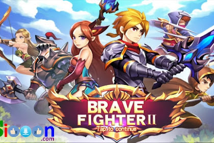 Free Download Hack for Game Android Brave Fighter 2 Frontier