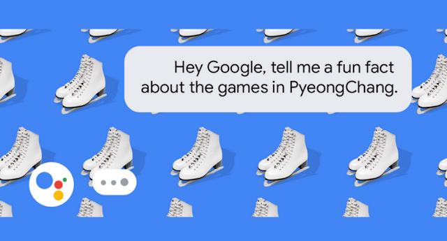 أخبار التقنية ..جوجل تضيف مزايا جديدة الى خدماتها عشية انطلاق الاولمبياد الشتوية في كوريا 2018