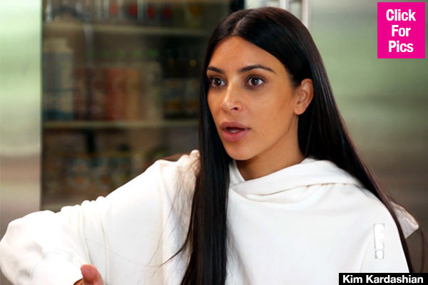 Kim Kardashian Ready To Have 3rd Baby Despite Scary Health Risks? 'I'm Going To Try'