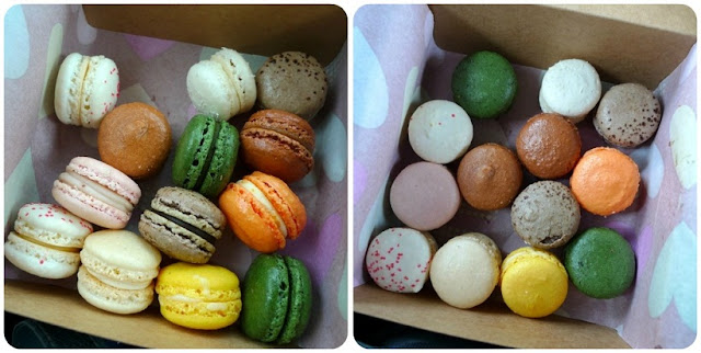 马卡龙, macarons, Babycakes Sweet Shoppe, G Tower, 吉隆坡