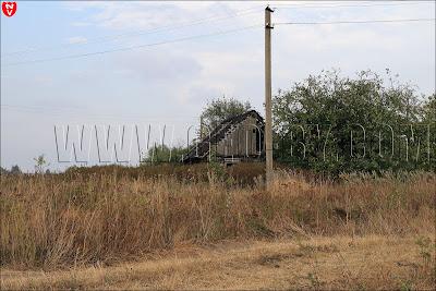 Заброшенный хутор у деревни Залужье