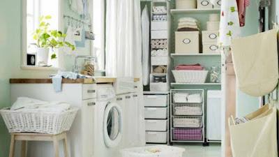 Membuat Ruang Mencuci Yang Efisien