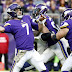 NFL: Lions-Vikings, el partido sobresaliente del Día de Gracias