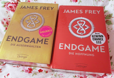 http://www.amazon.de/Endgame-Die-Auserw%C3%A4hlten-James-Frey/dp/3789135224/ref=sr_1_1?ie=UTF8&qid=1448140717&sr=8-1&keywords=endgame