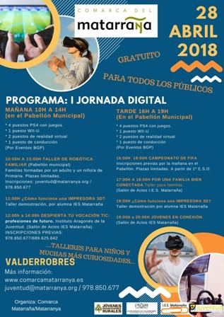 I Jornada Digital