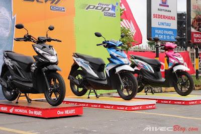 Honda Beat Batam