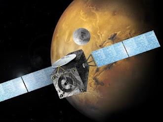 Continúa el misterio del metano marciano