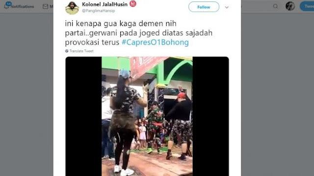 Kronologi Video Viral Emak-Emak Senam dan Joget di Atas Sajadah, Ini Kata Kepolisian