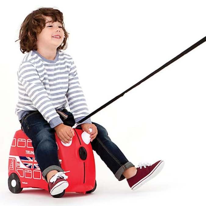 Comprar maletas Trunki para niños