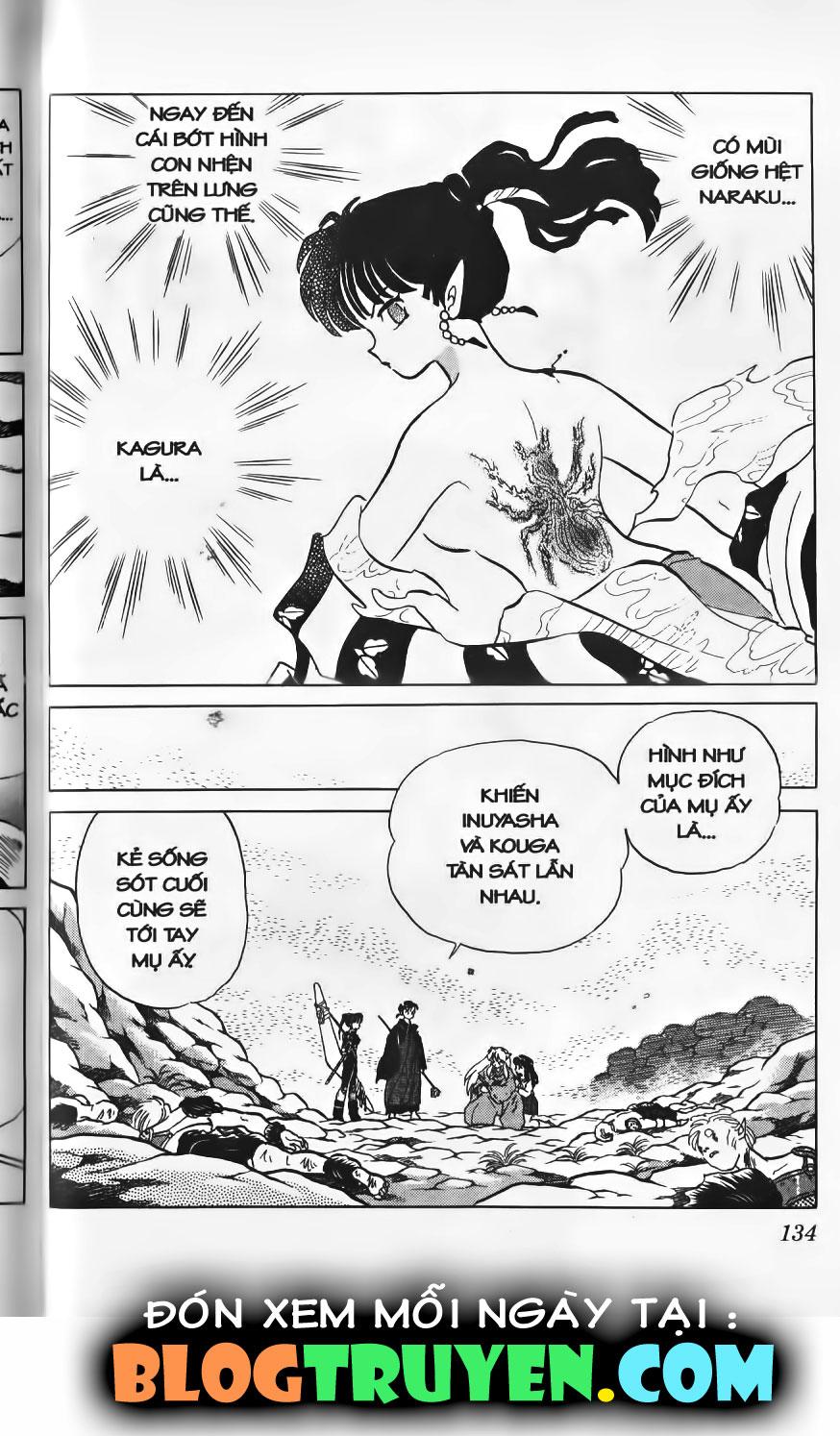 Inuyasha vol 15.8 trang 3