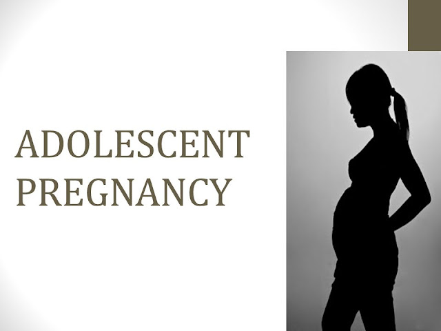 adolescent pregnancy compilation notes Notes topic: health means of achieving reproductive health include education and services during pregnancy and adolescent fertility rate (births per 1,000.