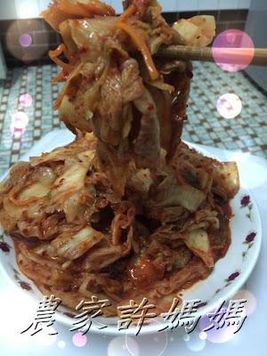 棒棒韓式泡菜