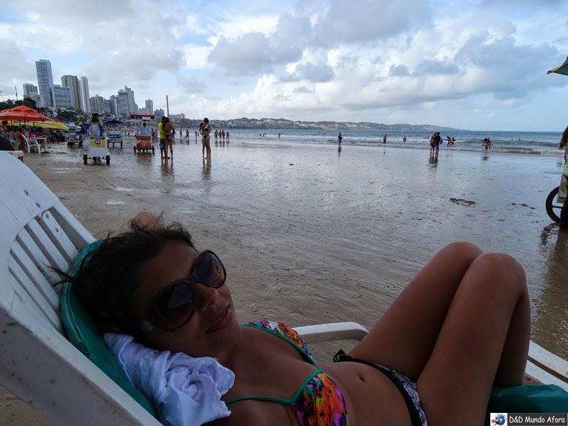 O que fazer em Natal (Rio Grande do Norte) - Praia de Ponta Negra