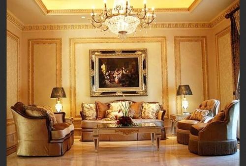 Contoh Desain Ruang Tamu Dengan Ukuran Kecil Namun Mewah