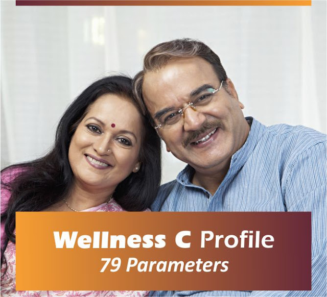 Thyrocare Wellness C Profile - 81 Tests / Rs 2000 (Limited Period Offer)