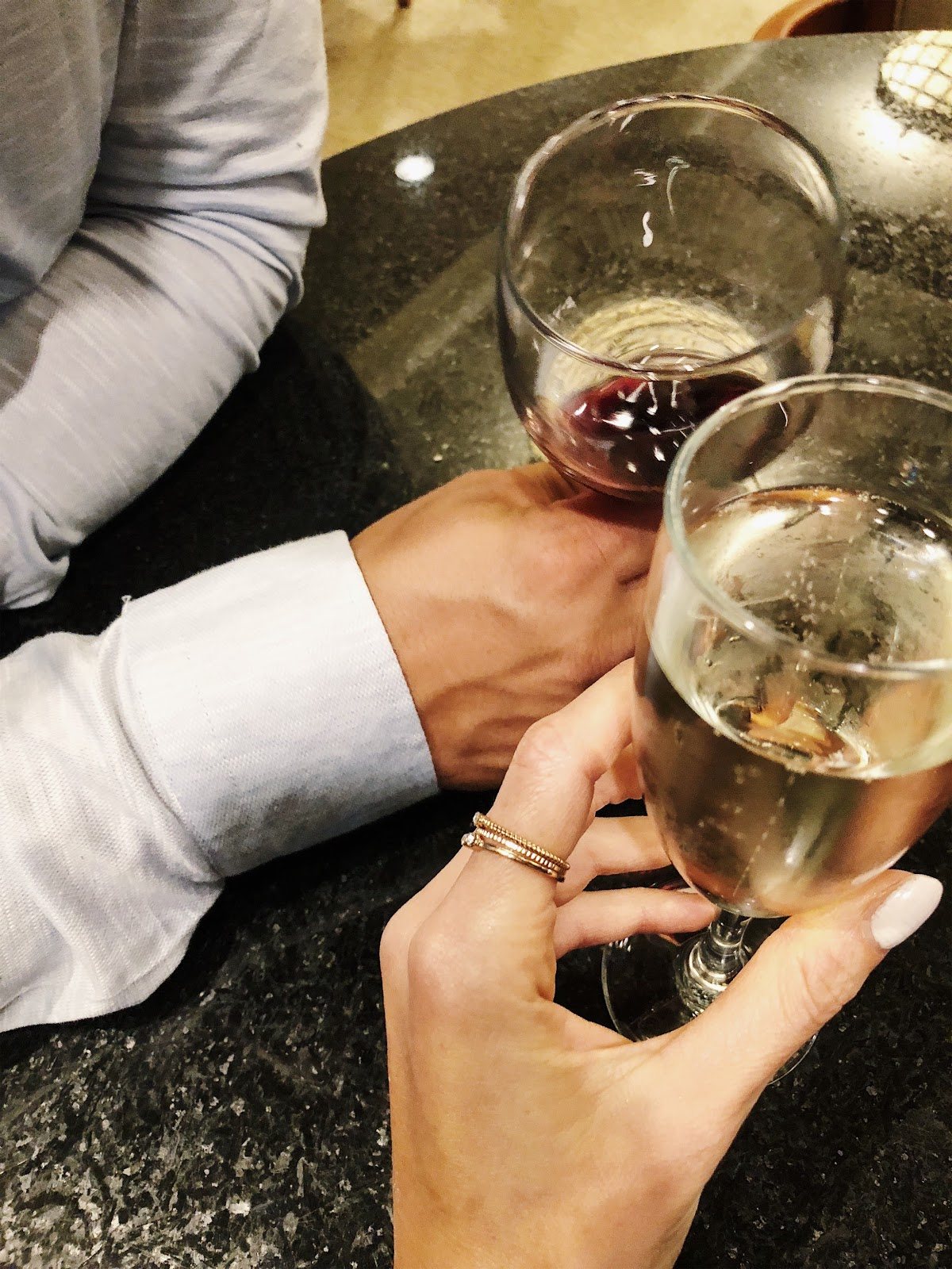 Library Hotel's Wine and Cheese Reception from 5-8 PM, How to travel with a foodie