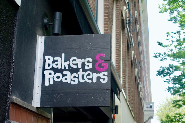 Bakers and Roasters Amsterdam