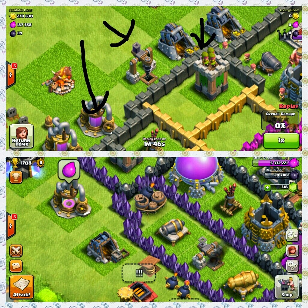 Tips dan Trik Ampuh Clash of Clans