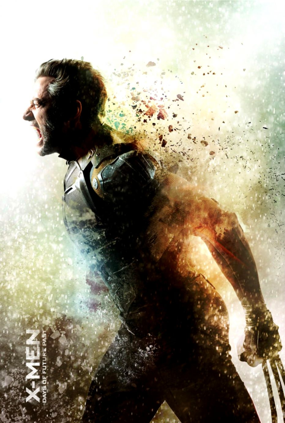 X Men Days Of Future Past Wallpaper Wolverine Zoom Wallpapers