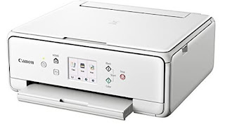 is a compact printer combines the functions of photocopier Canon Pixma TS6020 Driver Download