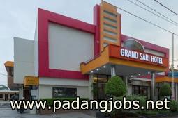 Lowongan Kerja Padang: Grand Sari Hotel Maret 2018