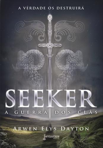 Seeker: A guerra dos clãs - Arwen Elys Dayton