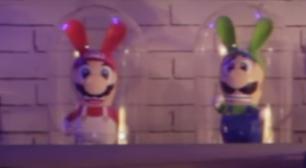 Se filtran detalles de Mario + Rabbids Kingdom Battle, un crossover de Mario y Rabbids